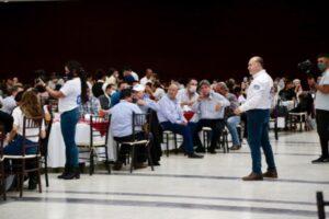 """Este es nuestro tiempo, rescatemos a San Luis Potosí"""", convoca Enrique Galindo"""