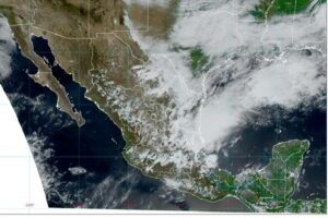 #EGC | Seguirán lluvias en el Estado este Fin de Semana