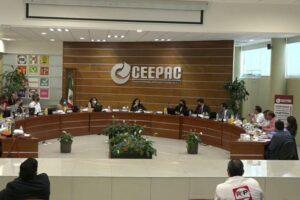 #Elecciones2021   #CEEPAC asigna diputaciones plurinominales; #OscarVera queda fuera