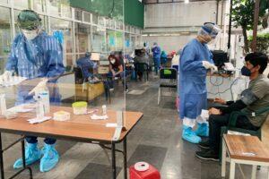 En los últimos días se ha elevado ocupación hospitalaria y solicitud de pruebas rápidas de #COVID_19: Clúster Médico #SLP