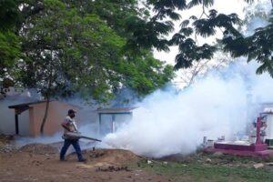 Incrementó el #Dengue en #SLP por casos en #SantaMaríadelRio